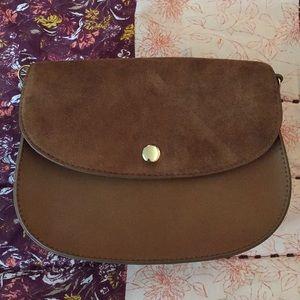 Gap crossbody purse, brand new